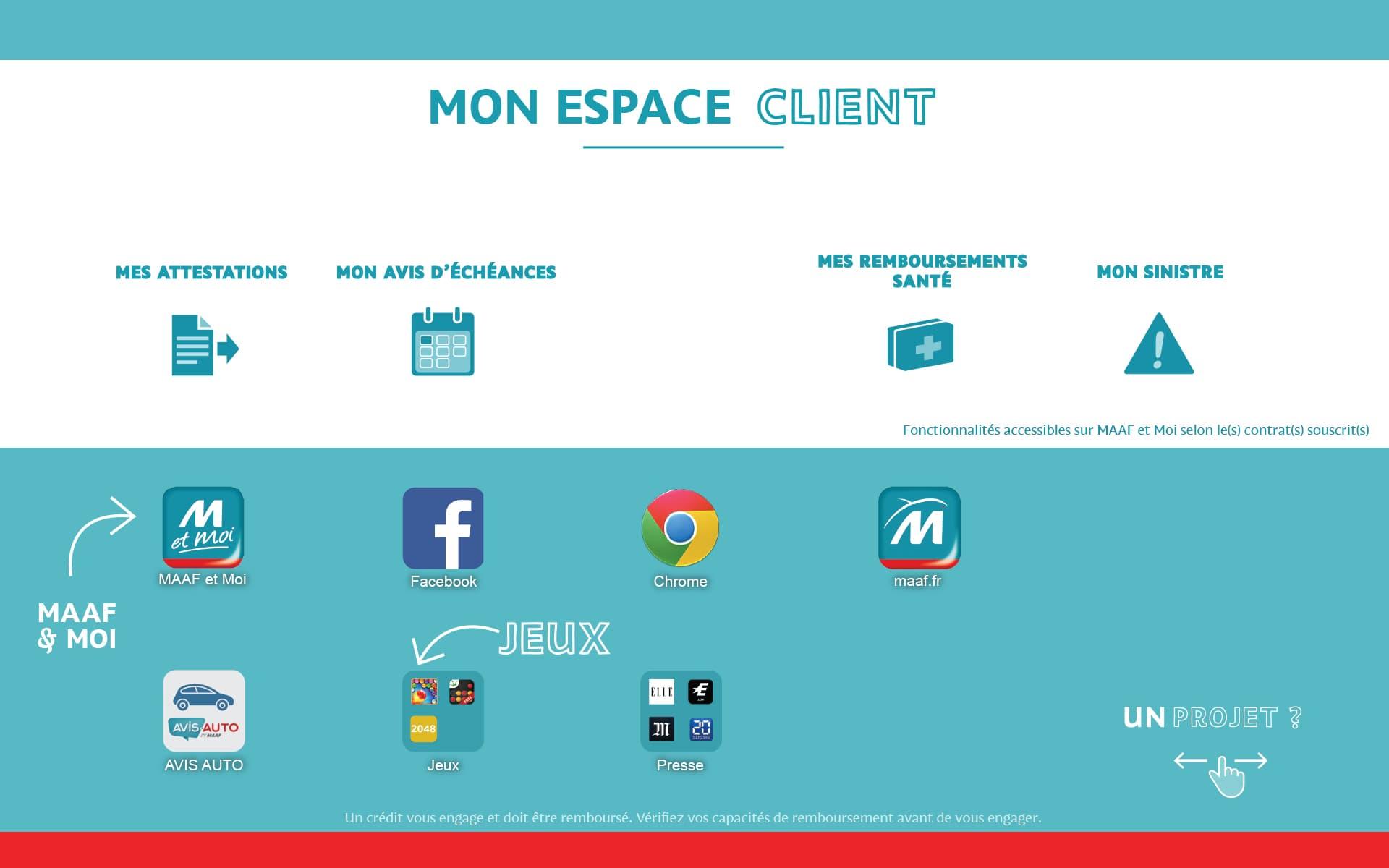 Maaf apps - Tab inStore by Weblib